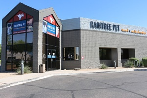 Raintree Pet Resort and Medical Center pet friendly pet care in Scottsdale, Arizona
